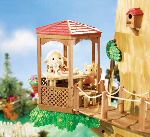 Country Tree House - Creative Play Toys for Children on