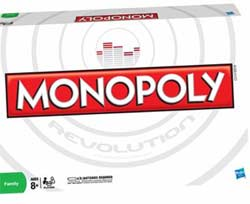Hasbro Monopoly Revolution