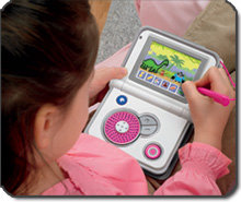 iXL - exciting handheld toy