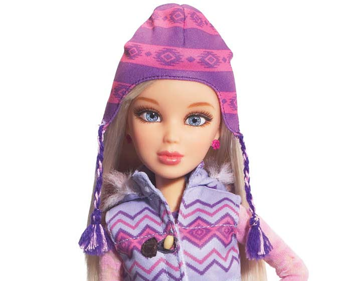 Amazon.com: Sophie Outdoor Fashion Doll: Toys & Games