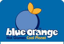 Blue Orange Game Logo