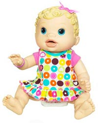 Amazon.com: Baby Alive Changing Time Baby - Blonde: Toys