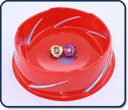 Beyblade Metal Fusion Battle Arena