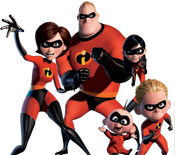 Disney Cranium - Incredibles