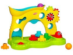 Playskool Explore 'n Grow Musical Gear Center