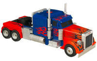 Stealth Force Speed Stars Optimus Prime