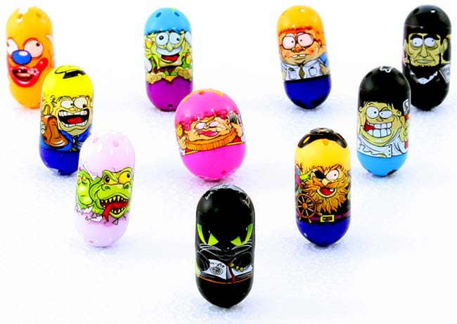 Amazon.com: Mighty Beanz 10 Pack: Toys & Games