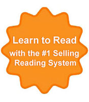Learn to read with the #1 selling reading system