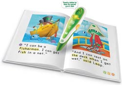c26 B003JQV9LG 2 s LeapFrog TAG Reading System, Green