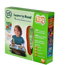 c26 B003JQV9LG 8 s LeapFrog TAG Reading System, Green