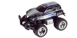 Carrera Agent Black Water Gun RC Car