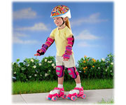 Barbie Grow with Me 1, 2, 3 Roller Skates