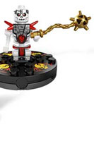 Ninjago Frakjaw, the Skeleton of Fire