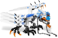 Ninjago Ice Dragon