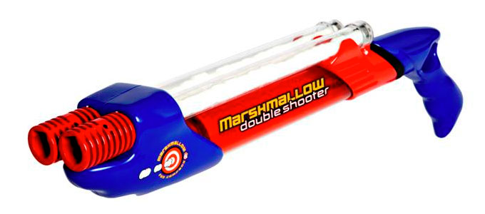 Marshmallow Fun Company's Double Shooter