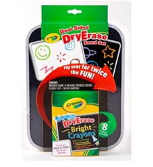 Crayola Duel-Sided Dry Erase Board