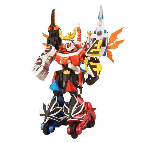 Amazon.com: Power Ranger Samurai Megazord Action Figure