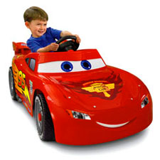 Fisher-Price Power Wheels Disney/Pixar Cars 2 Lightning McQueen