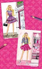 Barbie Fashion Design Artist Tote Product Shot