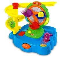Fisher Price Topzy Tumblers Twirlin' Tumblin' Fun Park