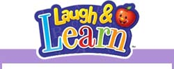 Laugh and Learn Logo