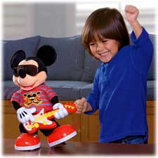 Disney Rock Star Mickey