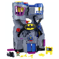 Imaginext DC Super Friends Batcave