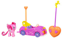 MY LITTLE PONY R/C CAR Product Shot