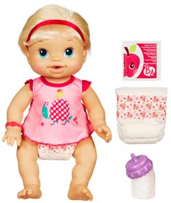 BABY ALIVE - WET 'N WIGGLES DOLL Product Shot