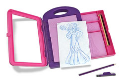 Melissa & Doug Fashion Design Activity Kit Product Shot