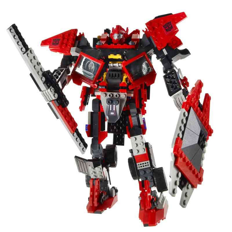 Amazon.com: KRE-O Transformers Sentinel Prime Construction Set (30687