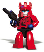 KRE-O TRANSFORMERS SENTINEL PRIME Product Shot