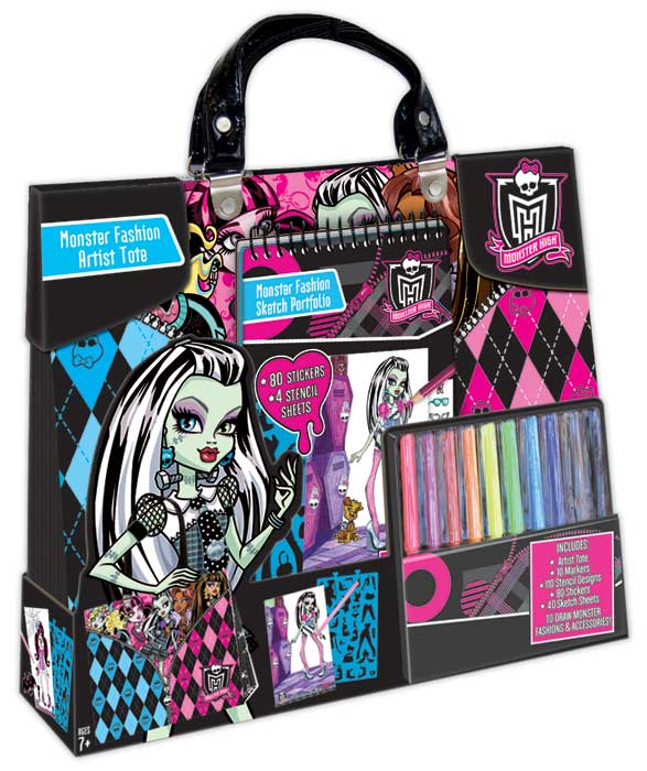 Monster High Fashion Designers Carry