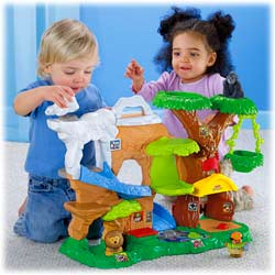 Fisher-Price Animal Sounds Zoo