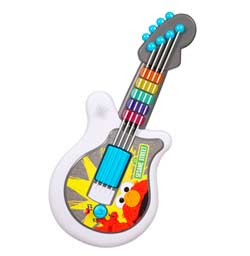 SESAME STREET LET'S ROCK! ELMO GUITAR Product Shot