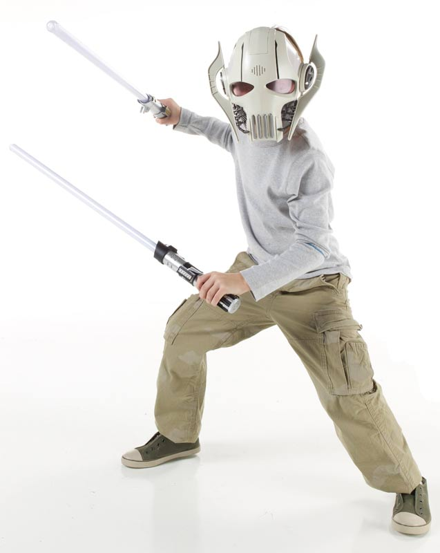 Amazon.com: Star Wars Grievous Helmet: Toys & Games