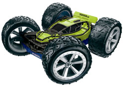 TONKA XT RICOCHET STUNT PRO R/C VEHICLE - Blue/Green Product Shot