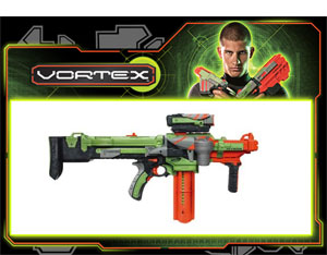 Nerf Vortex Nitron Blaster