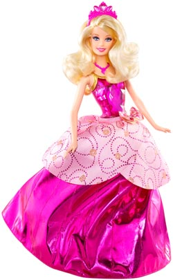 Barbie Princess Charm School Blair Doll