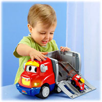 Fisher Price Little People WheeliesZig the Big Rig
