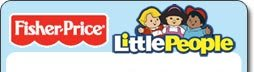 Fisher Price Little People Logo
