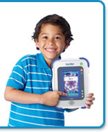VTech InnoTab Learning App Tablet, White Lifestyle Shot