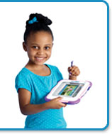 VTech InnoTab Learning App Tablet, Pink Lifestyle Shot