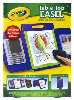 Crayola Table Top Easel