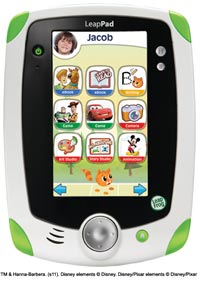 LeapFrog LeapPad Features