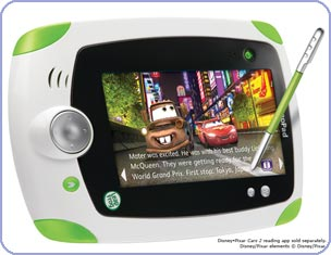 LeapFrog LeapPad Explorer - reading