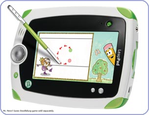 LeapFrog LeapPad Explorer - art
