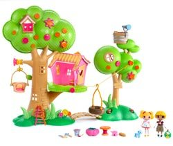 Lalaloopsy Treehouse Playset