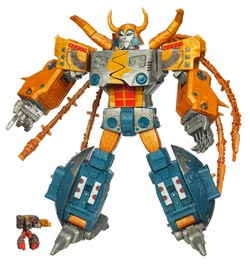 TRANSFORMERS UNICRON Product Shot