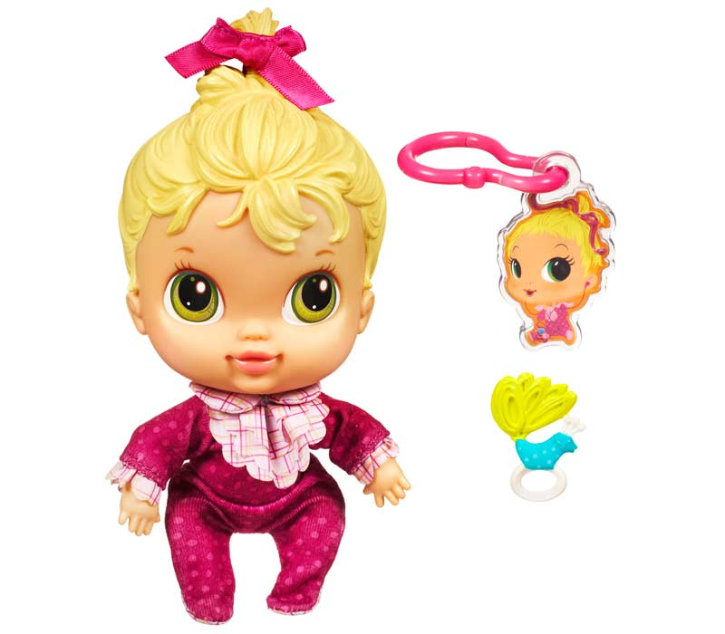 Amazon.com: Baby Alive Crib Life Friendship Dolls - Ella Song: Toys